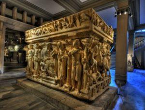 Достопримечательности Стамбула: Археологический музей