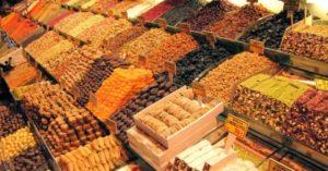 Достопримечательности: Египетский базар в Стамбуле