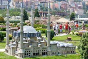 Миниатюрк в Стамбуле