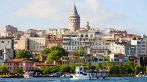 Районы Стамбула: район Бейоглу Beyoğlu