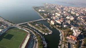 Районы Стамбула: Кючюкчекмедже Küçükçekmece