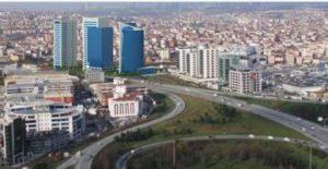 Районы Стамбула:район Умрание Ümranıye