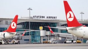 Аэропорты Стамбула: аропорт Ататюрк