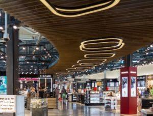 Аэропорт Ататюрк дьюти фри
