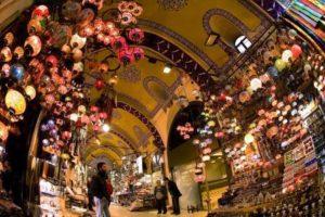 Гранд базар в Стамбуле Kapalıçarşı