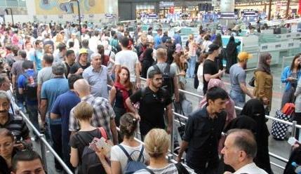 Аэропорт Сабиха Гекчен Стамбул Sabiha Gökçen