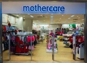 Детские магазины в Стамбуле mothercare