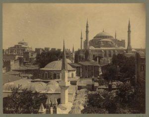 Айя-Софья, Собор Святой Софии в Стамбуле