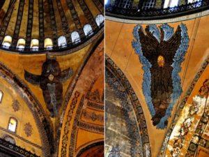 собор Святой Софии (Айя-Софья) в Стамбуле
