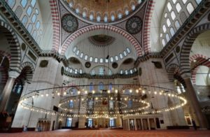 Мечеть Сулеймание Гробница Сулеймана и Роксоланы Стамбул