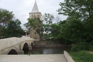 Дворей Топкапы в Стамбуле Башня Справедливости