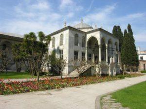 Дворец Топкапы в Стамбуле Библиотека