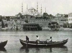 Голубая мечеть (Мечеть Султанахмет) в Стамбуле Sultanahmet camii