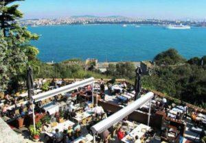 Дворец Топкапы Ресторан Коньялы (Konyalı lokantası)