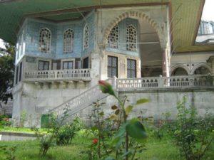 Дворец Топкапы в Стамбуле Павильон Реван Revan Köşkü