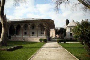 Дворец Топкапы в Стамбуле Третий двор