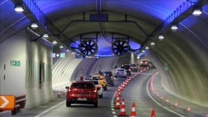 Туннель Евразия в Стамбуле