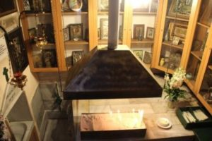 Источник Святой Екатерины в Кадыкёй Aya Ekaterini
