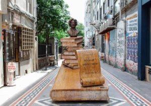 Улица ремесленников в кадыкёй sanatçılar sokağı kadıköy