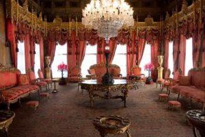 Гарем дворец Долмабахче harem