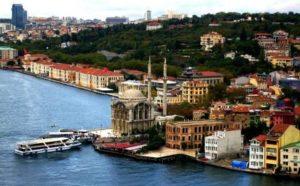 Ortaköy Istanbul Ортакей Стамбул