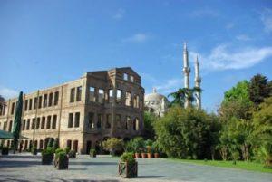 esma sultan yalisi Резиденция Эсмы Султан Ортакей Стамбул