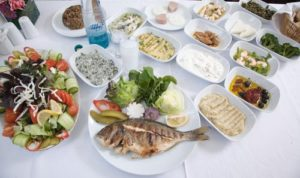Рыбный ресторан Balıkçı Sabahattin