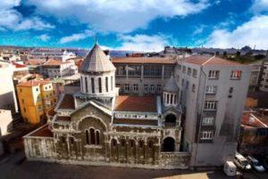 Армянская церковь св. Георгия Просветителя (Surp Krikor Lusavoriç Ermeni kilisesi)