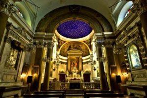 Церковь святых Павла и Петра (Sen Pier ve Sen Paul Kilisesi)