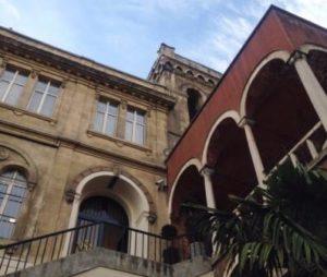 Французская церковь Святого Бенедикта (Saint Benoit Kilisesi