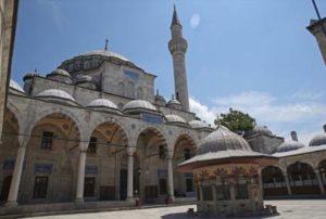 Мечеть Соколлу (Sokullu Camii)