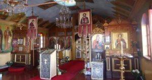 Русская православная церковь Святого Пантелеймона (Rus Ortodoks Aya Panteleymon Kilisesi)