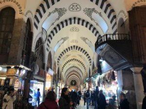 Египетский базар Стамбул mısır çarşısı