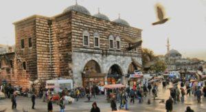 mısır çarşısı Египетский базар Стамбул специи