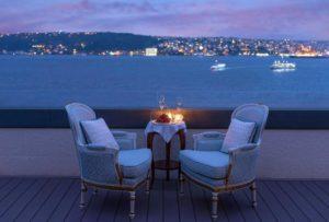 Отели Босфор Стамбул
