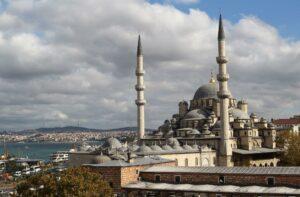 Новая мечеть и Египетский базар