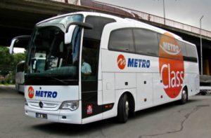 Из Стамбула в Каппадокию автобусом