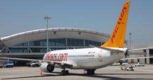 Из Стамбула в Каппадокию самолетом