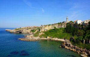 Пляжи Шиле Стамбул Istanbul plajlari