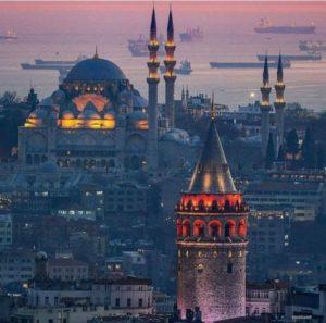 Sultanahmet Султанахмет Стамбул лето
