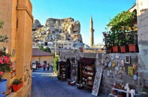 Юргюп Из Стамбула в Каппадокию самостоятельно