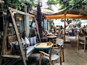 Assk kahve кафе в Стамбуле