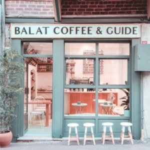 Balat Coffee & Guide Стамбул Балат