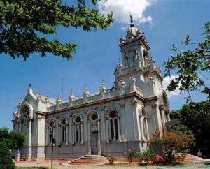 Церковь Святого Стефана (Stefan Sveti Bulgar Kilisesi) Стамбул Балат