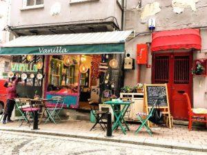 Vanilla Cafe Стамбул Балат