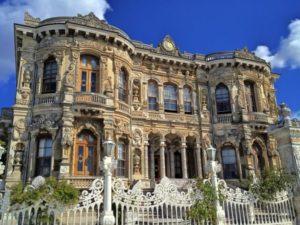 Küçüksu Kasrı ve Çeşmesi Дворец Кючюксу Стамбул