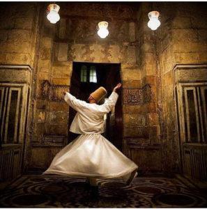 танец дервишей в Стамбуле где посмотреть
