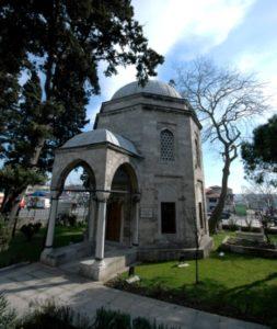 Мавзолей Барбаросса Бешикташ Стамбул