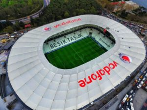 Стадион Vodafone Arena Стамбул