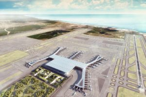 Новый аэропорт Стамбула Istanbul Yeni Havalimani